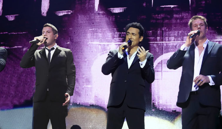 Il divo return to uk in summer 2018 with stunning castles - Il divo tour dates ...