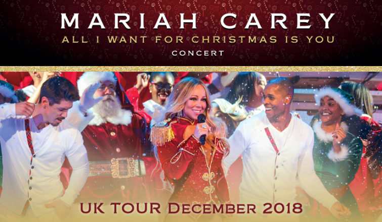 Who Wrote All I Want For Christmas Is You.Global Superstar And International Icon Mariah Carey